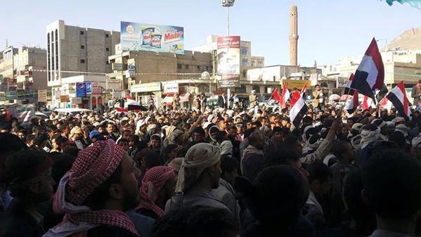 اخر اخبار اليمن اليوم السبت 14-2-2015
