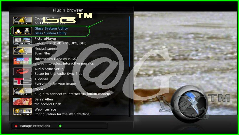 ���� �������Dz Glass System Utility For OE2.0