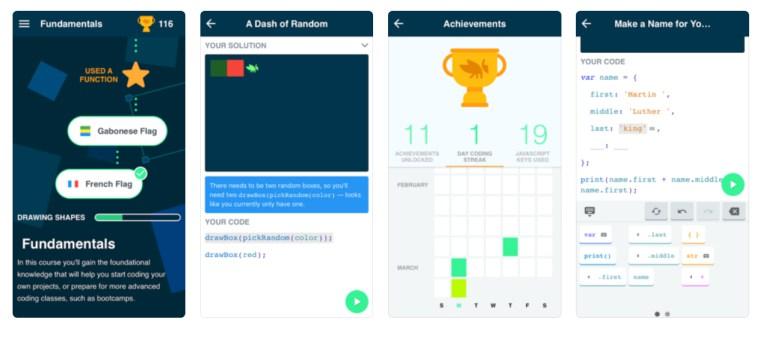 تحميل تطبيق Grasshopper لتعلم أساسيات البرمجة بشكل مجاني
