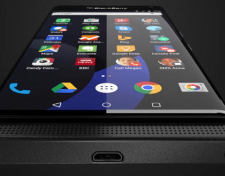 تسريب صورة هاتف BlackBerry Venice بنظام أندرويد