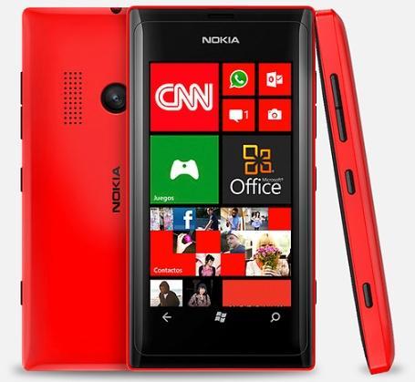 مواصفات واسعار نوكيا لوميا 505 Lumia
