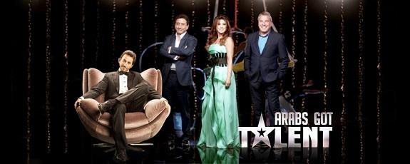 ������ ���� ��������� �� ������ 12 - ��� ��� ����� - Arabs Got Talent ����� ����� 30-11-2013