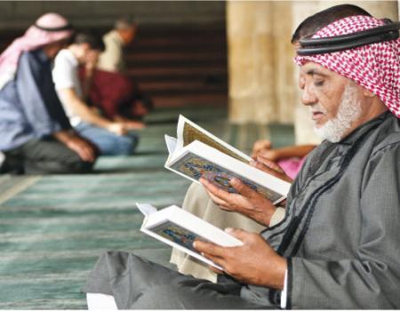 رمضان رحل ورحمة الله باقية