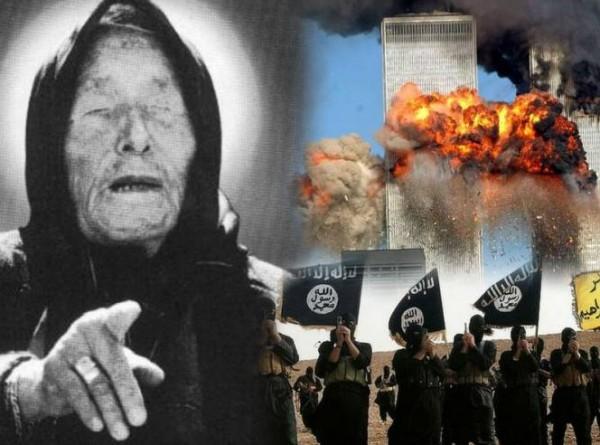 عجوز بلغارية عمياء تنبأت بظهور داعش , تفاصيل قالته العجوز عن خلافة الدولة الاسلامية