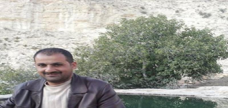 اعتقال الناشط كميل الزعبي من بلدة الرمثا في محافظة اربد