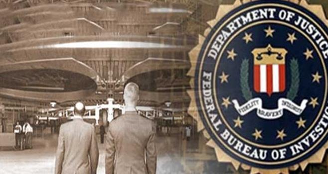 مكتب التحقيقات الفيدرالي الأميركي FBI يؤكد انه كائنات فضائية زارت الأرض