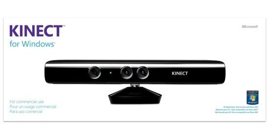 ����� Kinect ��� ����� ������ ������ - ����� ��������