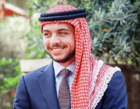 ولي العهد يفتتح حدائق الملك عبدالله الثاني في محافظة إربد