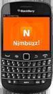 أحدث إصدار من برنامج النمبز للبلاك بيري 2013 Nimbuzz Messenger For BlackBerry