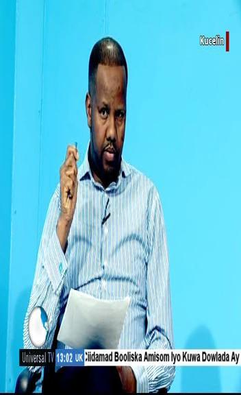 ���� ���� Universal Somali tv ������ ��� ��� ����