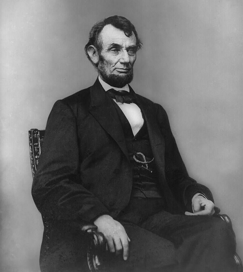 معلومات عن أبراهام لينكولن