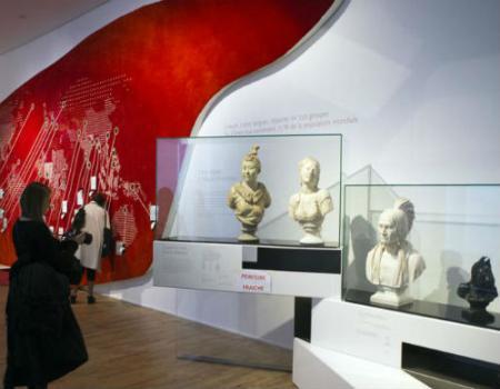 بالصور اعادة افتتاح متحف البشرية في باريس بعد تجديدات استغرقت 6 سنوات